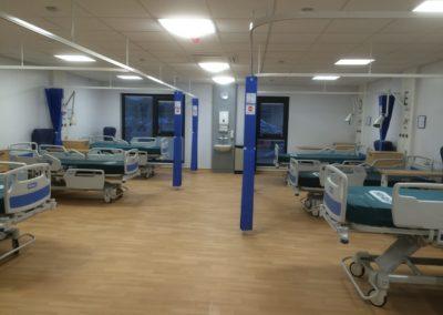Modular Hospital Ward
