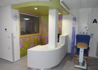 NHS Building – 21 Ward – East Surrey Hospital