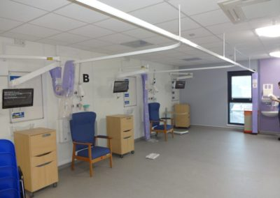 Modular Hospital Buildings