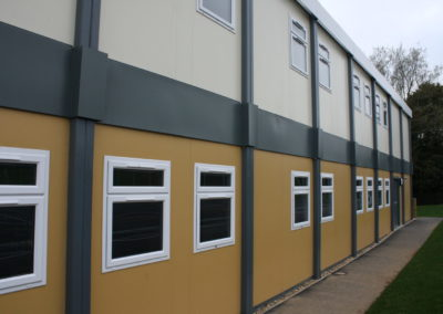Temporary Classroom Accommodation