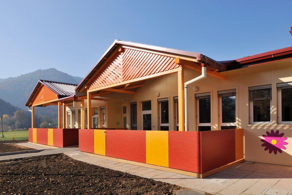 nursery building,