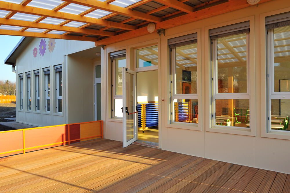 Modular Nursery Buildings For Sale - Prefabricated Nursery   Cotaplan