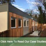modular buildings for lease & for sale