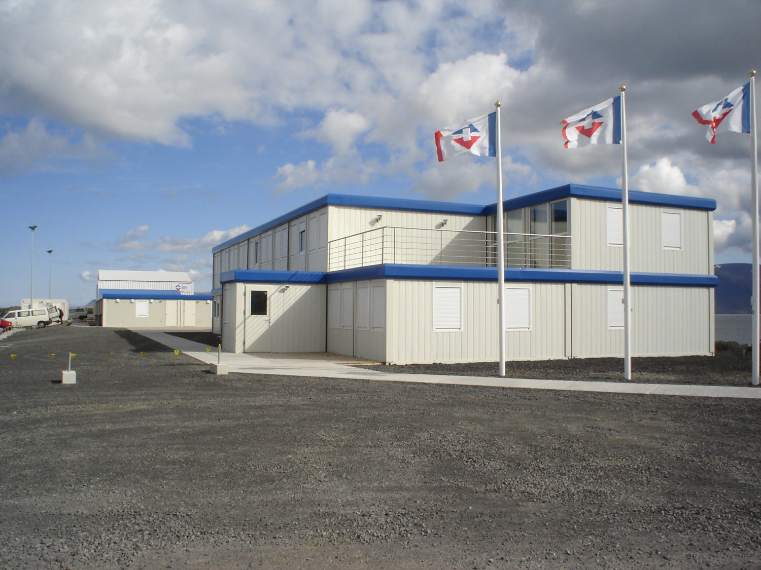 Modular Commercial Offices