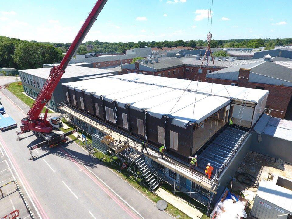 Cotaplan modular building company