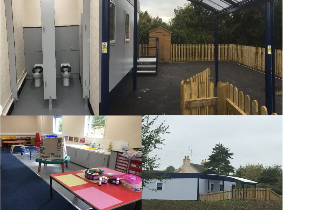 New Nursery Accommodation in Cheltenham