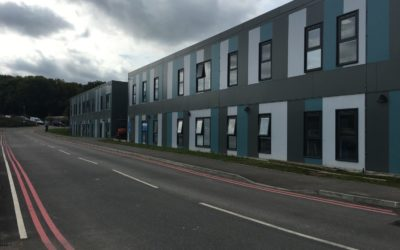 Modular Ward Accommodation – Completed