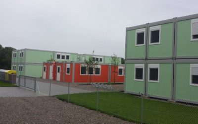 Temporary Decant Buildings