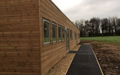 School in Milton Keynes gets the Cotaplan Treatment