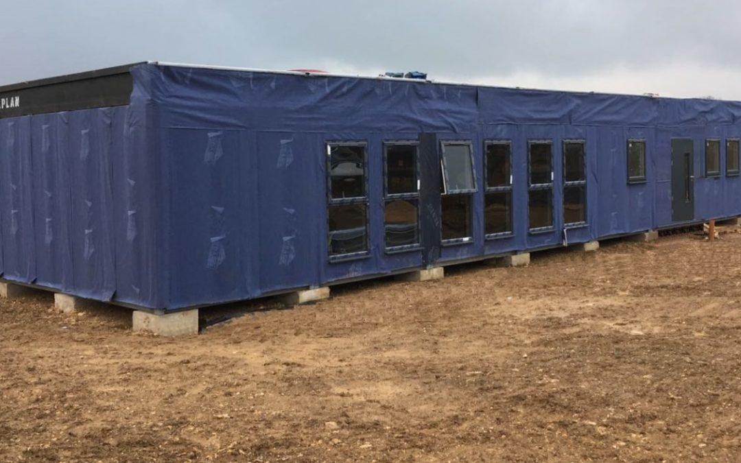 New Nursery Accommodation near Bicester