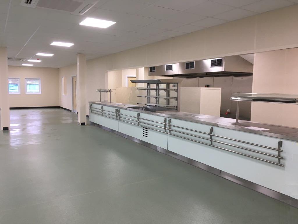 Eggar S High School Alton Modular Canteen Cotaplan