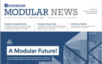 Cotaplan Newsletter – Summer 2018