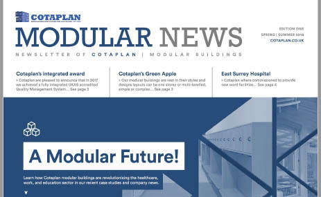 Cotaplan Newsletter – Summer 2018