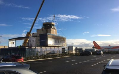 A FLYING START AT LIVERPOOL AIRPORT!