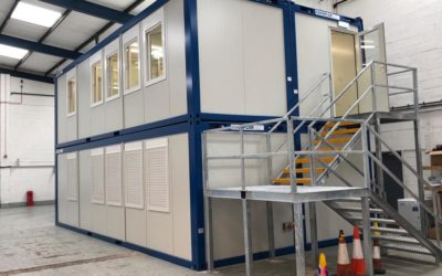 New Warehouse Accommodation in London