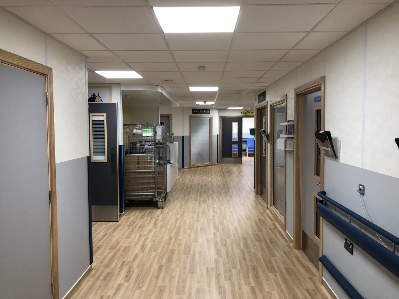 modular hospitals