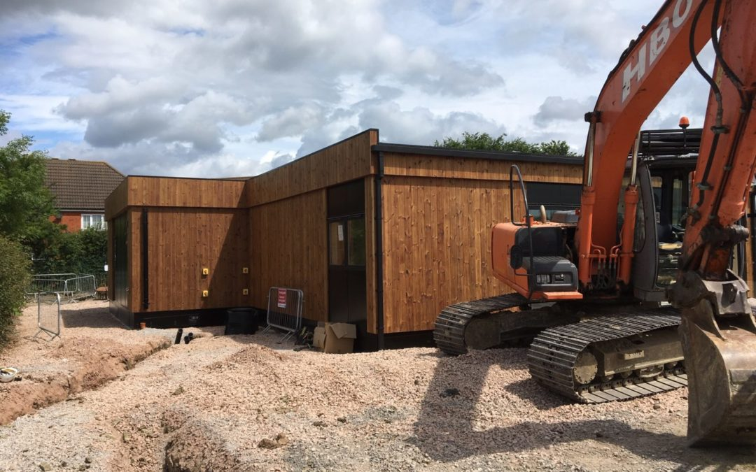 NEW TEACHING FACILITY IN TEWKESBURY