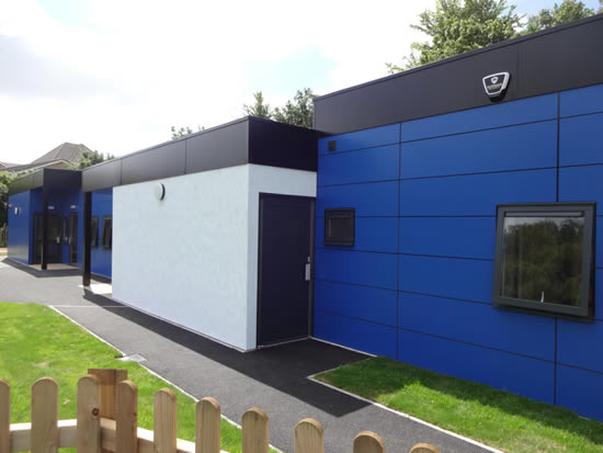 modular buildings for hire
