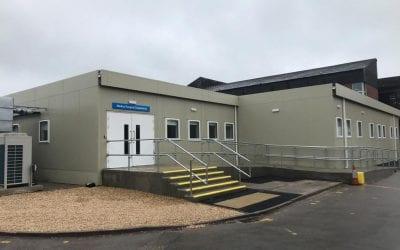 SALISBURY HOSPITAL – NEW OPD BUILDING