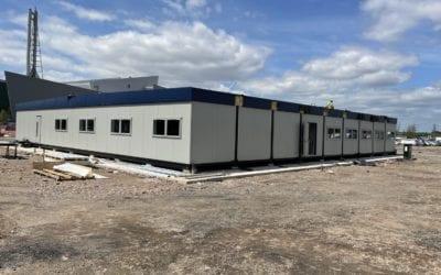 NEW 18 BAY OFFICE BLOCK – BRISTOL